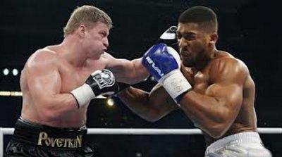 Комментарий боксёрского поединка Александра Поветкина с чемпионом мира Энтони Джошуа,                                           состоявшегося 22 сентября 2018 года в г.Лондоне