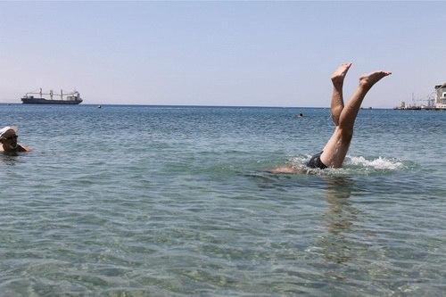 Воспоминания о Красном море
