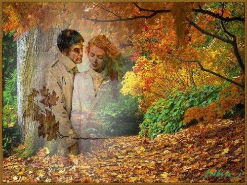 Поэт и Осень