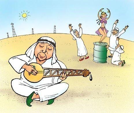 Песня арабского шейха