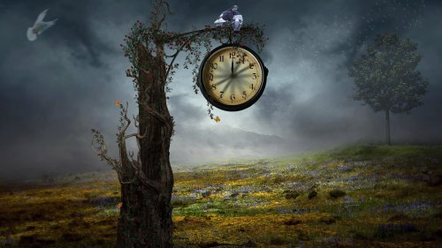 Эволюция времени