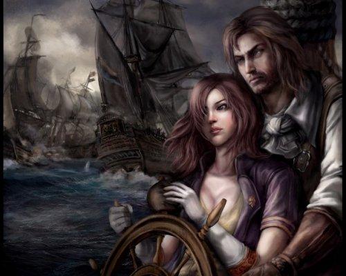 Шуточно-лирическая песня влюблённого пирата