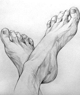 Задрал мне ножки?.. Целовать?..