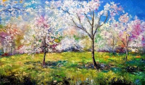 Зрелая весна