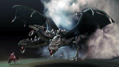 История трёхглавого дракона