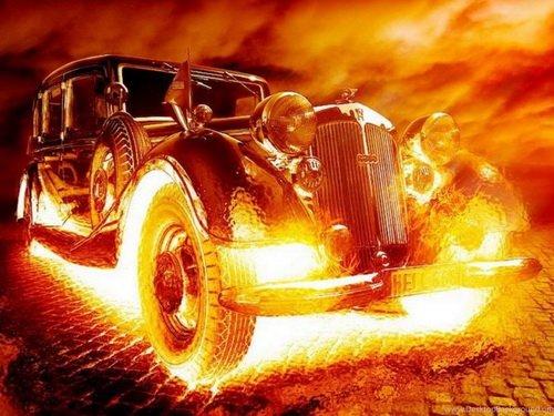 Такси из ада