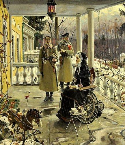 А в Крым…я с  мамой!.. увозил бы… ЯМБы!..