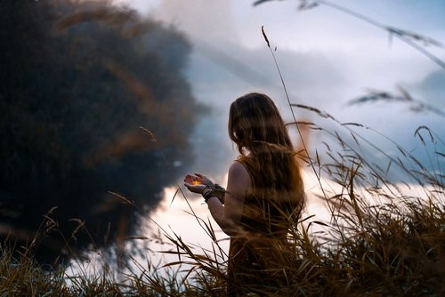 Утренний вальс тишины