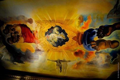 Увидеть Землю иудеев, обрубки тел и яд идей...