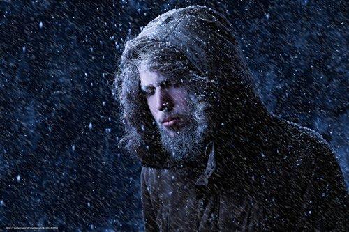 Снег падал… падал… падал!..