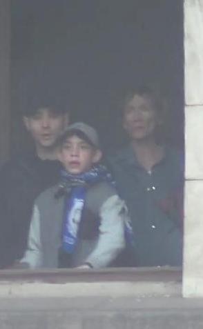 Мальчик, сожжённый в Одессе дотла…