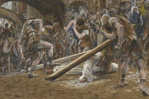 Не дать взойти на КРЕСТ и обессмертить душу!..