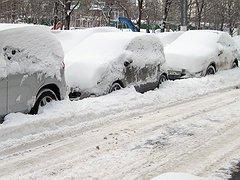 Экспромт. Снегопад