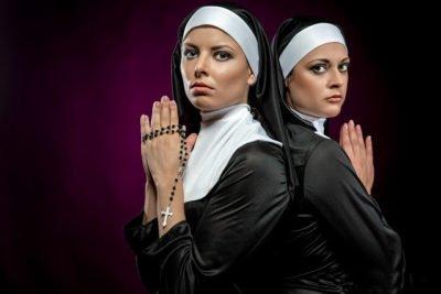 """Две монашки"" читает автор (видео)"