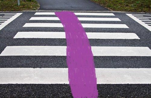 Фиолетово!