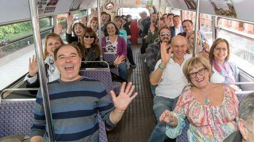 Случай в переполненном автобусе