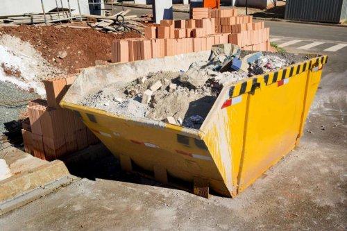 Как правильно обращаться со строительным мусором