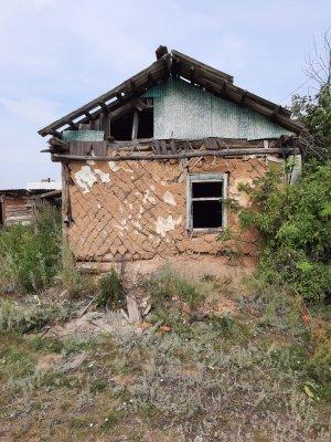 Покосился старый домик..