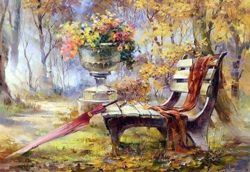 Всего лишь осень...
