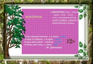 Монорим ЗИМА